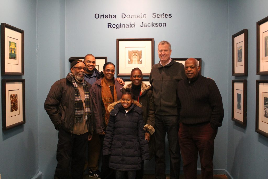 Orisha Domain Exhibit