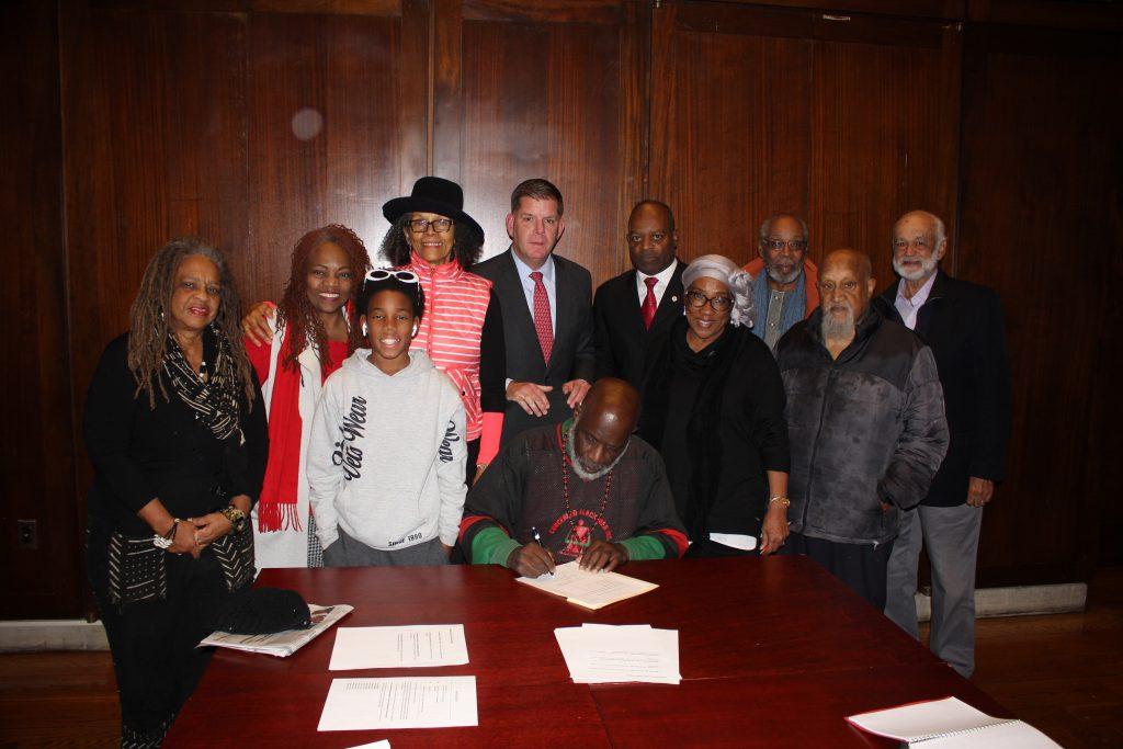 Nubian Square signing